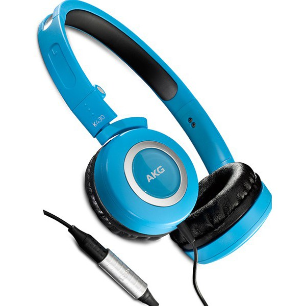تصاویر هدفون ای کی جی K 430 آبی، تصاویر Headphone AKG K 430 Blue