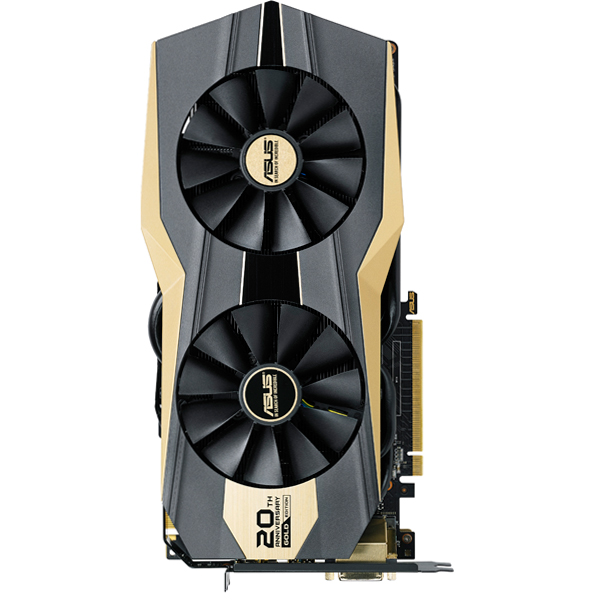 آلبوم کارت گرافیک ایسوس GOLD20TH-GTX980TI-P-6G-GAMING، آلبوم Graphic Card ASUS GOLD20TH-GTX980TI-P-6G-GAMING