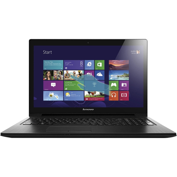 "لپ تاپ لنوو G500، Laptop Lenovo G500، Lenovo G500 / Intel® Celeron / 1.9 / 2.0 / 500 / 15.6"" / Intel® HD / 2.6"
