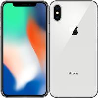 Mobile Apple iPhone X 256GB - Silver