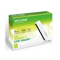 کارت شبکه تی پی لینک USB بی سیم TL-WN321G - LAN Card TP-Link 54Mbps Wireless USB Adapter TL-WN321G