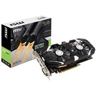 Graphic Card MSI GeForce GTX 1060 6GT OCV1 GDDR5