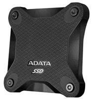 SSD Hard ADATA SD600 External Drive Black - 512GB