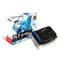 Graphic Card MSI R7 240 2GD5