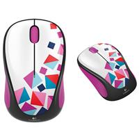 موس لاجیتک وایرلس M238 - Mouse Logitech Play Collection M238 Playing Blocks Wireless