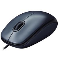 Mouse Logitech M90 Grey